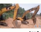 上海闸北区挖掘机出租承接路面混凝土破碎土方开挖