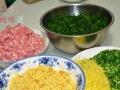 多种口味水饺和粽子