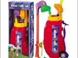批发儿童体育玩具 室内外玩具 儿童高尔夫球杆套装玩具 球类玩具
