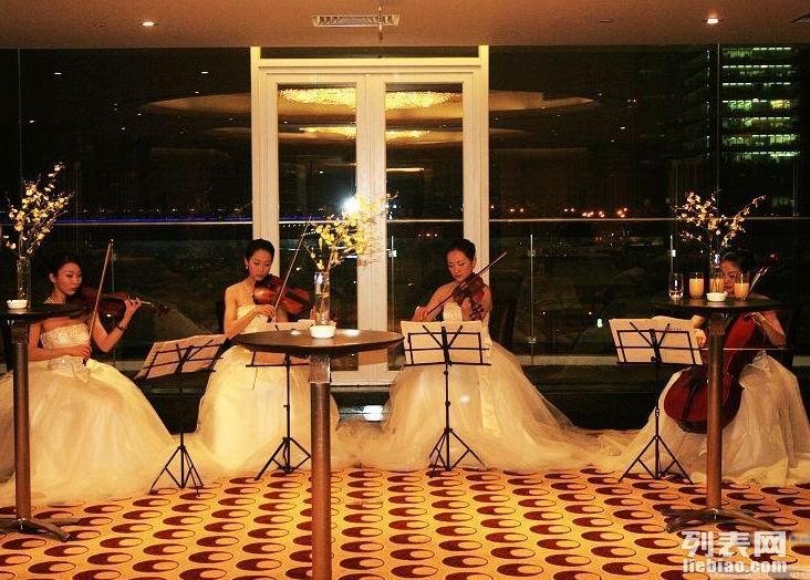 婚礼小提琴专业演出(音乐学院弦乐团)