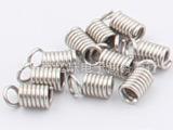 DIY饰品配件 饰品连接扣 弹簧扣3mm 手链 项链连接弹簧扣