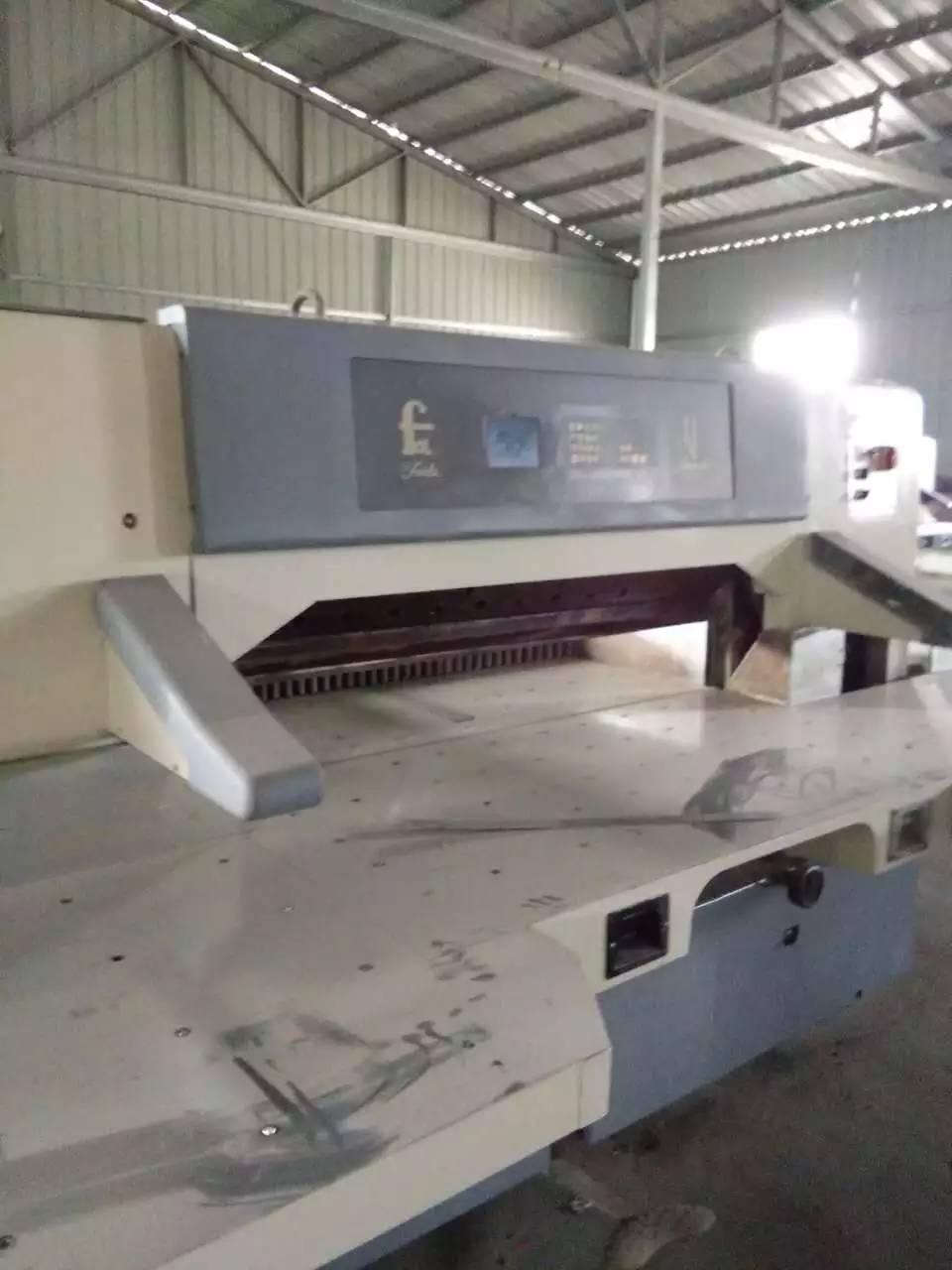 切纸机模切机印机总汇