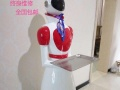 代理加盟威朗机器人送餐机器饭店传菜机器人餐厅定制服