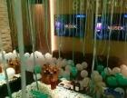 邢台气球装饰,邢台婚礼现场气球布置,邢台气球拱门