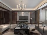 石家庄165平方四室两厅户型,中式装修美轮美奂