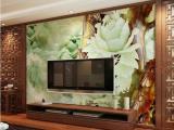彩虹石品牌瓷砖背景墙 瓷砖彩雕 电视背景墙装修效果图仿玉雕