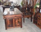 老船木茶桌茶台中国风古典桌椅实木家具功夫茶茶台厂家直销