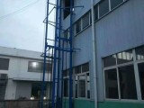温州乐清液压平台液压货梯升降机