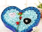 卡通花束100朵香皂肥皂玫瑰花礼盒送女朋友老婆同学