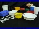 一次性塑料刀叉勺餐具模具 注塑模具加工定制 出口欧美
