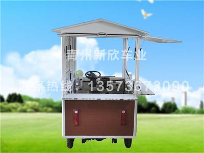 潍坊专业的电动餐车供应商|流动小吃车价格