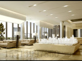 專業服裝店 賣場,商超裝修效果圖設計 施工圖設計