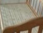 低价出售自家用的婴儿床,9成新,200元