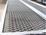 镀锌菱形铁网 钢板网 建筑抹墙网 脚手架 钢笆片 拉伸网 清明放