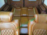 18奔驰商务房车斯宾特-北京房车斯宾特云锦及爱马仕版车型