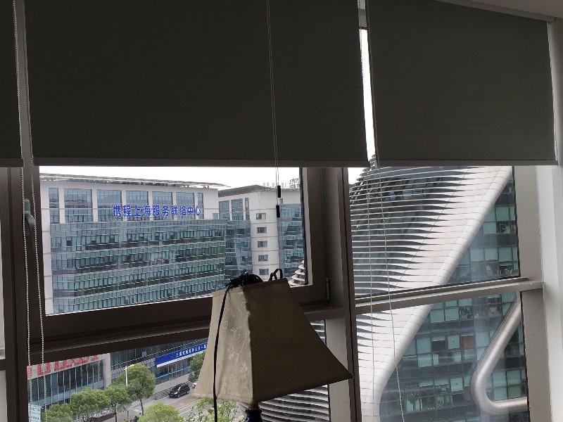巾尚遮阳专业定做 办公楼 公寓 别墅及酒店工程窗帘 免费上门