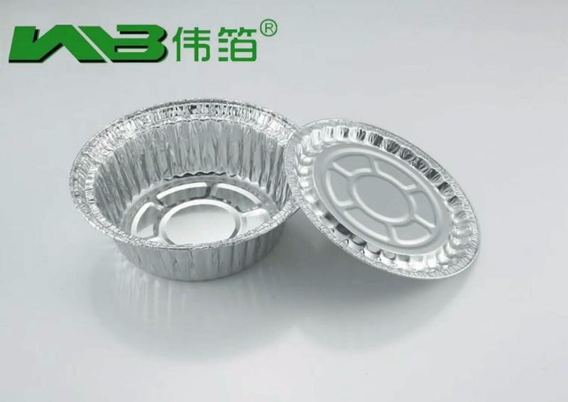 锡纸碗 煲仔碗 铝煲盒 一次性饭盒 打包盒 锡纸盒 配锡纸盖