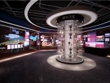 大连企业荣誉展厅装修设计公司