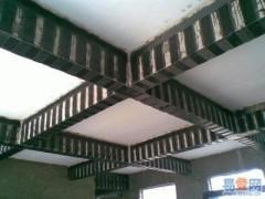 北京二层楼搭建+钢结构大梁加固公司柱子加固钢梁加固