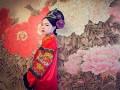 你不知道的:中式婚纱照除了大红大紫,还有更多你意想不到的!
