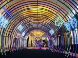 商业美陈 展览展示 展位搭建 玻璃钢定制 动漫IP展