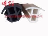 太阳能光伏防水密封条T型填充缝隙密封条耐高温密封条