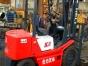 二手3吨柴油叉车-电动叉车-抱夹叉车出售