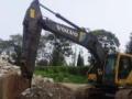 沃尔沃 EW210C 挖掘机         (转让沃尔沃210
