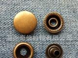 厂家直销金属四合钮 急钮 掀扣 按扣 大白扣均可过环保检测