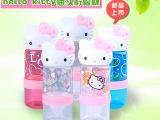 可爱卡通hello kitty猫头柠檬杯KT猫儿童柠檬水杯 厂家