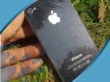 iphone5G专用钻石膜 金钻银钻前后贴 时尚钻石膜苹果手机膜