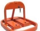 杭州安装车位锁 加厚地锁 三角形地锁