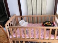 京东购买的实木婴儿床