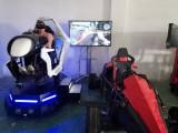 上海VR赛车出租 动感摩托模拟驾驶设备租赁