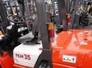 上海划代工程机械有限公司-二手叉车转让4年0.1万公里2.6万