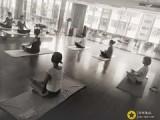 女子瑜伽课天河岗顶哪里报班锻炼身体