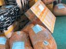 宁波寄到美国 国际快递留学生文件食品化妆品安全 特价2折