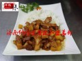 中餐厅里面张亮做的台式卤肉饭怎么加盟?台式卤肉饭制作流程