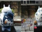 模型专家上海升美龙猫玻璃钢雕塑模型定制道具摆件雕塑
