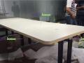 全市最低办公家具卡位老板桌办公桌椅组合大班台经理桌