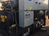 低价转让开利螺杆水源热泵30HXC500A 上海二手中央空调
