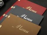 菜譜印刷菜單印刷免費菜譜設計北京菜譜攝影