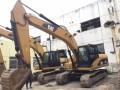 二手挖掘机卡特320D原装进口全国包送