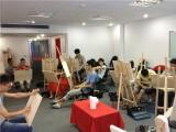 上海成人美术培训,教学专业,针对性强