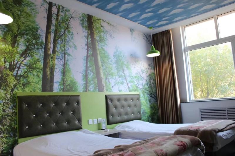 济南金象山商务会所,森林主题宾馆 金象山会议度假中心