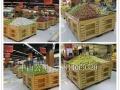 特价出售梅州超市货架便利店货架蔬菜水果架收银台促销台