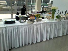 西安领秀宴会外卖承接自助餐 茶歇冷餐会年会用餐