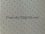 Packaging film puncher