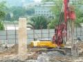 玉林市梧州市中联旋挖桩机基础公司专业低价格承接桩基础施工工程