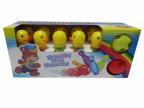 SM热卖新品小黄鸭保龄球玩具  儿童卡通保龄球玩具